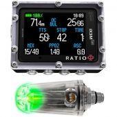 Подводный компьютер Ratio iX3M GPS edition