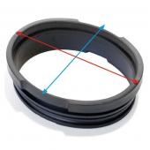 Кольцо овальное Antares Oval Stiff Ring QCS new