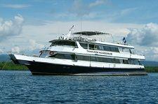 Дайвинг яхта Thailand Aggressor