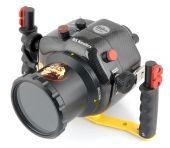 Подводный бокс Gibson для зеркальных фото - аппаратов