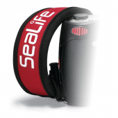 Ремешок Sealife Deluxe мягкий для фотоаппарата со шнуром и караб