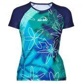 Лайкровая футболка iQ Beach & Boat женская