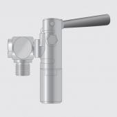 Клапан зарядный Bauer 86102-F03 с поворотной втулкой рычажный